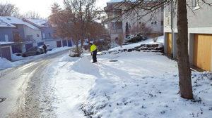 Winterdienst Aalen, Bopfingen und Nördlingen